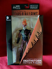DC Comics Super Villains - Crime Syndicate DEATHSTORM Action Figure