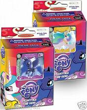 My Little Pony Collectible Card GameCanterlot  Nights Luna & CelestiaTheme Decks