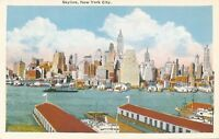 NEW YORK CITY – Skyline