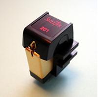 SHELTER Audio Stereo MM Cartridge MODEL 201 Stereo Cartridge from Japan F/S