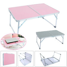 Aluminum Folding Table Portable Indoor Outdoor Picnic Party Camping BBQ Tables