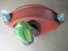 Gruvlok 7046 Clamp T 6 X 2 Grooved Branch Ductile Iron 500 Psi 390173631
