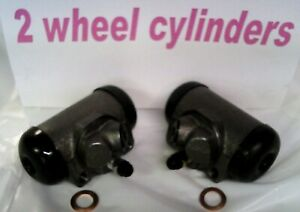 Both front wheel cylinders Buick 1947 1948 1949 1950 1951 1952 1953