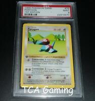 PSA 9 MINT Porygon 39/102 1ST EDITION Base Set SHADOWLESS Pokemon Card