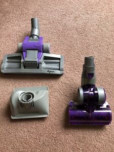 Dyson tools for upright