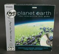 Imagination BBC Planet Earth The Interactive DVD Game