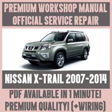 XTrail Nissan Car Service Repair Manuals eBay