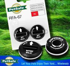 Petsafe 6volt Lithium Battery for Smart Door, bark collar etc - RFA-67 2 PACK