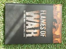 Flames Of War Rules