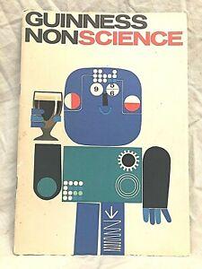 Guinness Booklet - NonScience - 1st 1963, Stanley Penn, Maureen Roffey - Rare