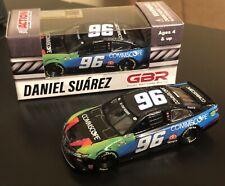 2020 Daniel Suarez #96 1:64 scale NASCAR Diecast Commscope Toyota New Gaunt Bros