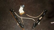 DODGE CALIBER 2.0 CRD 06/12 DRIVERS FRONT OSF ELECTRIC WINDOW MOTOR&REG BOSCH