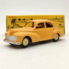 DAN Toys 1:43 DAN C07 Peugeot 203 Yellow Diecast Models Limited