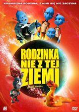 RODZINKA NIE Z TEJ ZIEMI (ESCAPE FROM PLANET EARTH) - DVD
