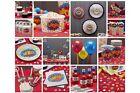 COMIC SUPERHERO 'POW ' Birthday Party Tableware, Balloons, Decorations All Here