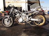 Ersatzteile Yamaha TRX850 4UN, 1x spring shock strut leg Stoßdämpfer Federbein H