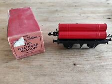 Hornby Trains O Gauge  Gas Cylinder Wagon - Boxed