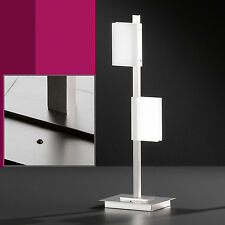 Led Lámpara de Mesa Lienzo 10W Samsung Ajuste Continuo Regulable Honsel 51002