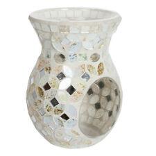 Aroma Crema Cera Mezcla Quemador Sparkle Mosaico Moderno Hogar Fragancia Decor