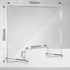 Manschin Laserdesign 500x750mm Acryl Thekenaufsteller