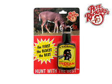 "PETE RICKARD NEW ""ORIGINAL"" INDIAN BUCK LURE - HUNTING SCENT ALL SEASON LURE"