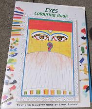 Adulti Libro da Colorare, Dell'occhio colorare Tania Sironic & Dei bambini