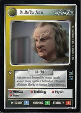 STAR TREK CCG VOYAGER RARE CARD DR. MA'BOR JETREL