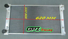 Fit VW Golf MK1/2 GTI/SCIROCCO 1.6 1.8 8V MT Aluminum Alloy Radiator