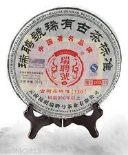 357g cake raw puerh tea raw puer tea green tea GuShu 350 old tea tree Year 2010