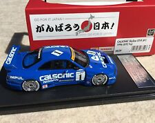CALSONIC SKYLINE GT-R #1 1996 JGTC FUJI --RESIN-- HPI #8829 - 1/43