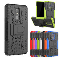 For LG Stylo 5 3 4 Plus Case Heavy Duty Armor Shockproof Kickstand Phone Cover