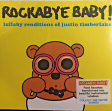Rockabye Baby! Lullaby Renditions of Justin Timberlake - Still Sealed! 2017