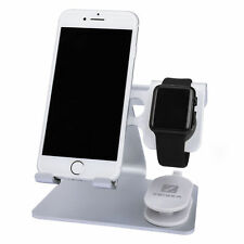 3 in 1 Charging Dock Stand Station Charger Holder for Apple Watch iWatch iPhone