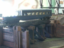 Handmade HO Scale Model Train Bridges