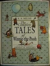 The Complete Tales of Winnie the Pooh by A. A. Milne (1999, Hardcover)