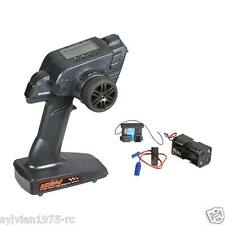 Sanwa  MX-V with RX-37W RX 3-Channel 2.4GHz F.H.S.S.-2  Radio System  NEW IN BOX