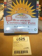 Sun Works Contruction Paper 6 pieces in case