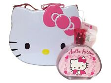 Hello Kitty 100ml EDT Spray & Tin Lunch Box