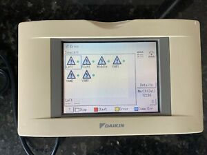 Daikin Intelligent I Touch DCS601C51 centralised air conditioning Controller