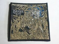 PARADISE LOST WOVEN PATCH