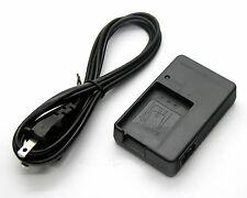 Battery Charger for Casio Exilim EX-S600SR EX-S770 EX-S770BE EX-S770BU EX-S770D