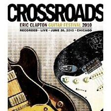 """Eric Clapton """"Crossroads Guitar..."""" 2 BLU RAY NUOVO"""