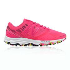 Calzado de mujer New Balance de color principal rosa sintético