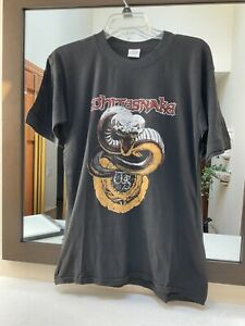 Vintage Whitesnake t-shirt
