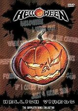 Helloween - The Hellish Videos: Complete Video Collection (DVD, 2005) OOP Rare