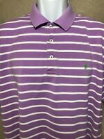 Ralph Lauren Polo Button Neck Collared Shirt Men's Large