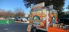 Refurbished 2008 6' x 10' Morgan Food Concession Trailer for Very Good Condition