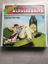 Lindisfarne-Lindis Farnes Finnest Hour vinyl album