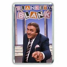 RETRO TV COMEDY LEGEND: LES DAWSON - BLANKETY BLANK JUMBO FRIDGE MAGNET