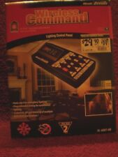 Heath/Zenith Wireless Command Lighting Control Panel